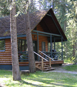 Mount Robson Mountain River Lodge Bed & Breakfast and Cabins