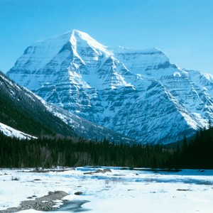 The beauty of Mount Robson wilderness is preserved for generations to come.